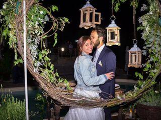 Le nozze di Francesca e Daniele