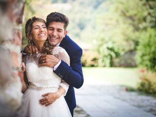 Le nozze di Tiziana  e Raoul