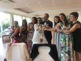 Le nozze di Maria Luisa  e Marco 1