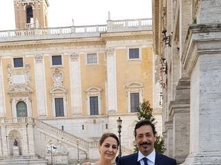Le nozze di Paola e Aronne 1