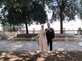 Le nozze di Paola e Aronne
