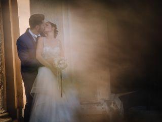 Le nozze di Clizia e Luigi