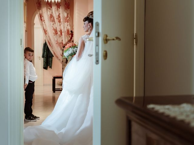 Il matrimonio di Accursio e Elena a Sciacca, Agrigento 14