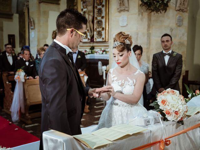 Il matrimonio di Accursio e Elena a Sciacca, Agrigento 20