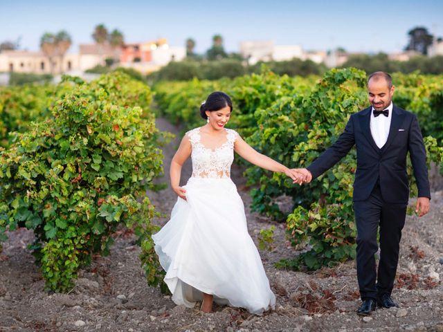 Il matrimonio di Fabio e Cinzia a Marsala, Trapani 22