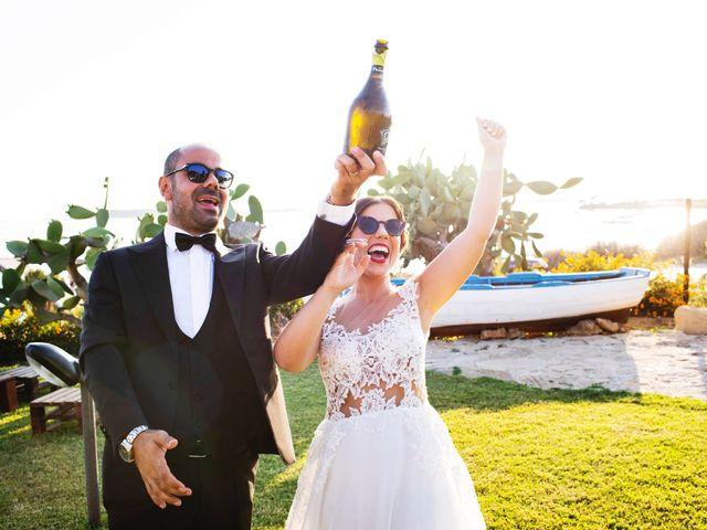 Il matrimonio di Fabio e Cinzia a Marsala, Trapani 23