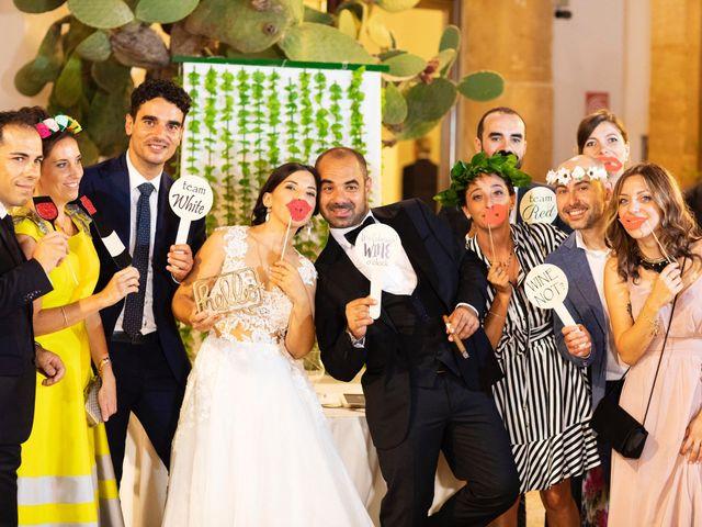 Il matrimonio di Fabio e Cinzia a Marsala, Trapani 29