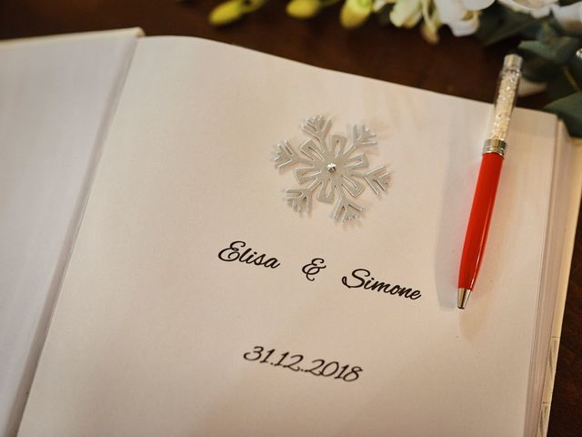 Il matrimonio di Simone e Elisa a Spello, Perugia 4