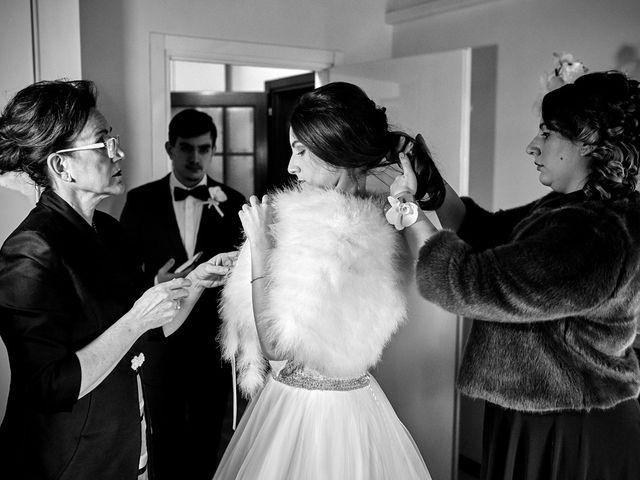 Il matrimonio di Simone e Elisa a Spello, Perugia 21