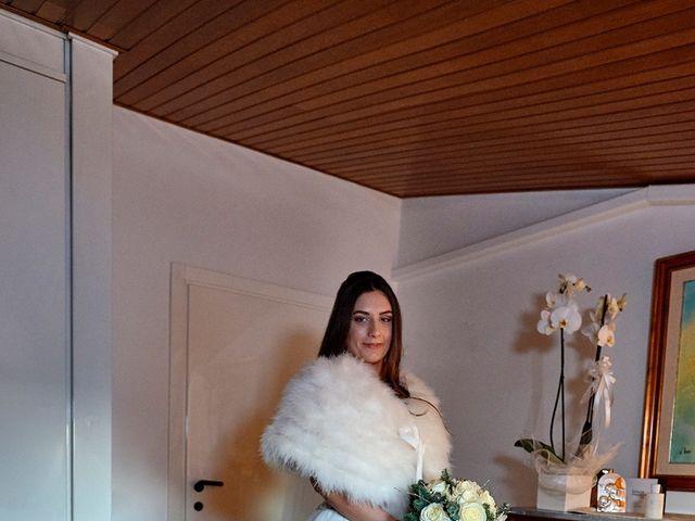 Il matrimonio di Simone e Elisa a Spello, Perugia 24