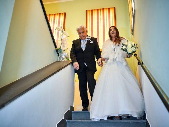 Il matrimonio di Simone e Elisa a Spello, Perugia 27