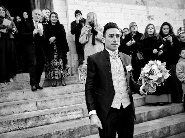 Il matrimonio di Simone e Elisa a Spello, Perugia 29