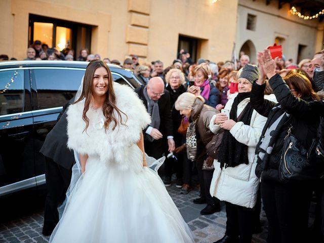 Il matrimonio di Simone e Elisa a Spello, Perugia 31