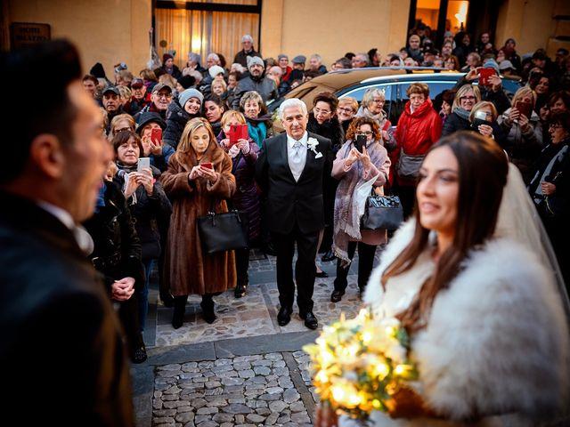 Il matrimonio di Simone e Elisa a Spello, Perugia 35