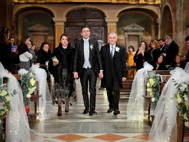 Il matrimonio di Simone e Elisa a Spello, Perugia 36
