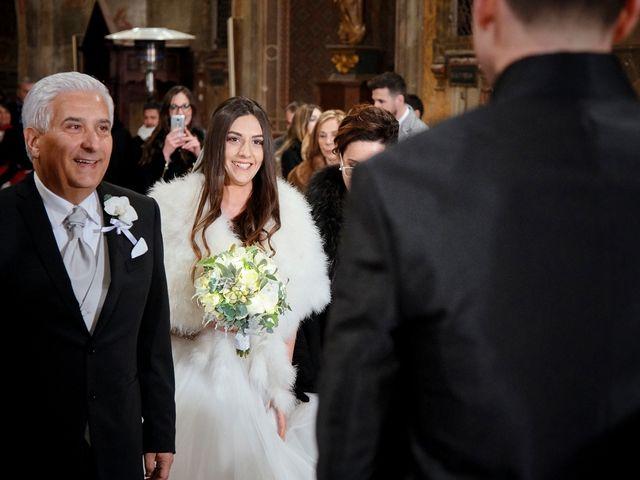 Il matrimonio di Simone e Elisa a Spello, Perugia 38