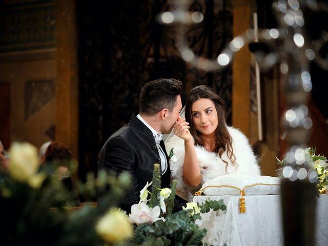 Il matrimonio di Simone e Elisa a Spello, Perugia 40