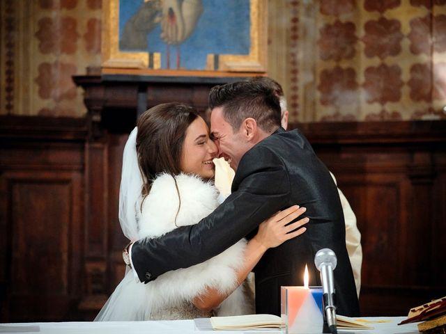 Il matrimonio di Simone e Elisa a Spello, Perugia 44