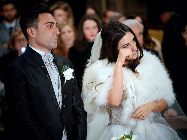 Il matrimonio di Simone e Elisa a Spello, Perugia 45