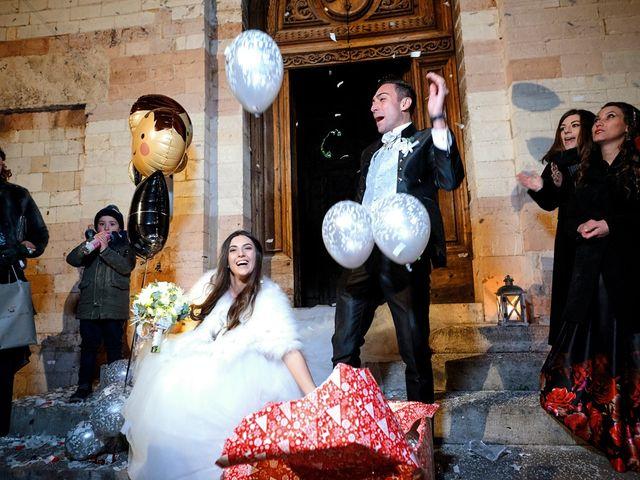 Il matrimonio di Simone e Elisa a Spello, Perugia 49