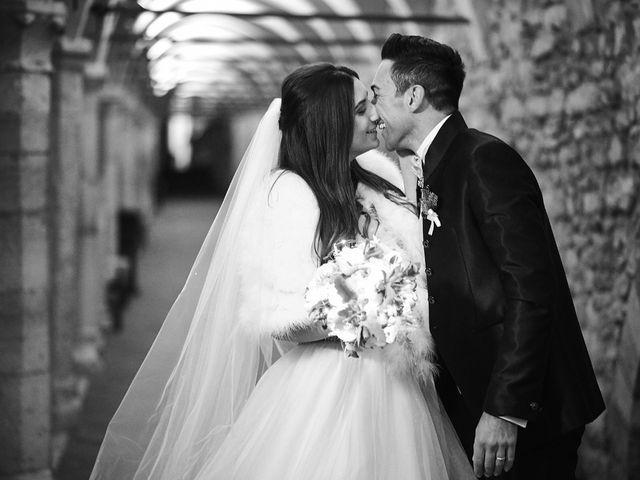 Il matrimonio di Simone e Elisa a Spello, Perugia 51