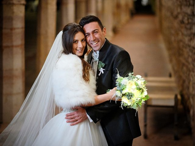 Il matrimonio di Simone e Elisa a Spello, Perugia 52
