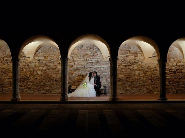 Il matrimonio di Simone e Elisa a Spello, Perugia 2