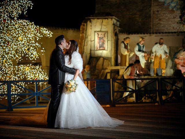 Il matrimonio di Simone e Elisa a Spello, Perugia 54