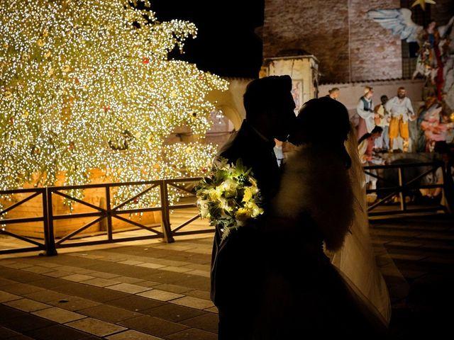 Il matrimonio di Simone e Elisa a Spello, Perugia 58