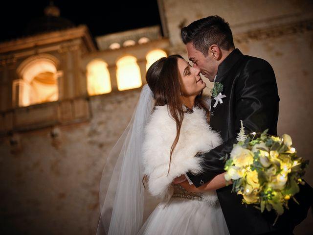 Il matrimonio di Simone e Elisa a Spello, Perugia 60
