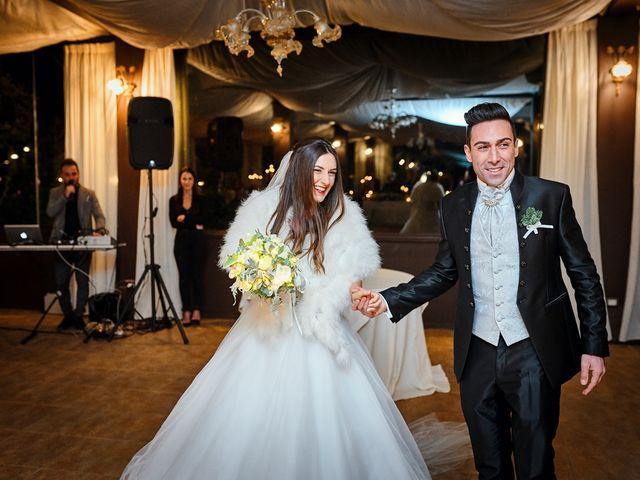 Il matrimonio di Simone e Elisa a Spello, Perugia 65