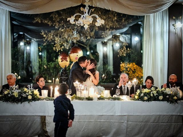 Il matrimonio di Simone e Elisa a Spello, Perugia 67