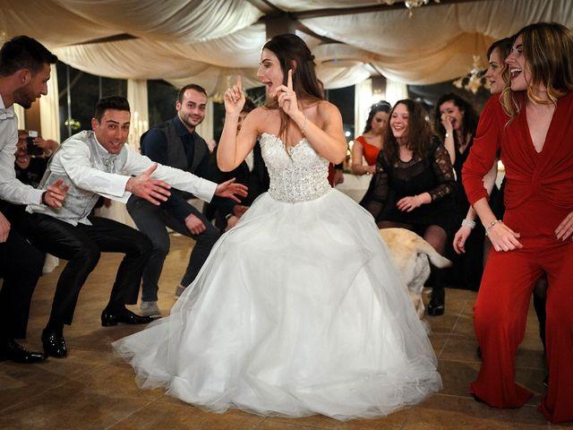 Il matrimonio di Simone e Elisa a Spello, Perugia 70
