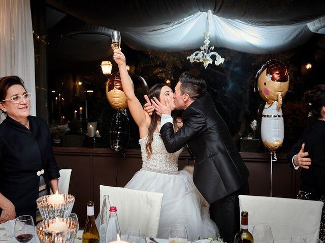 Il matrimonio di Simone e Elisa a Spello, Perugia 71