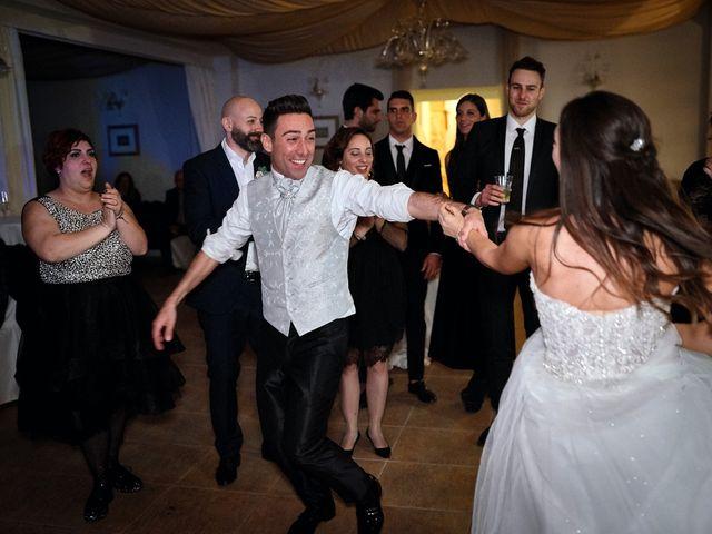 Il matrimonio di Simone e Elisa a Spello, Perugia 72