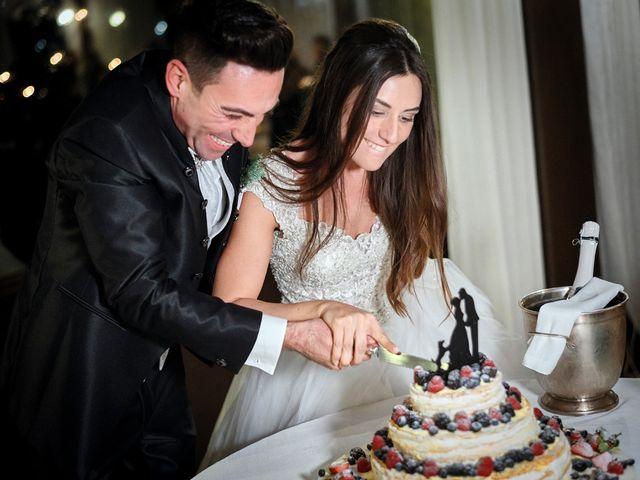 Il matrimonio di Simone e Elisa a Spello, Perugia 82