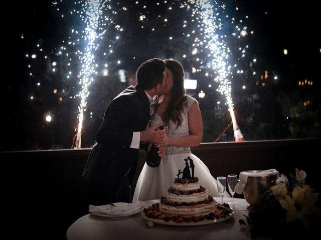 Il matrimonio di Simone e Elisa a Spello, Perugia 83