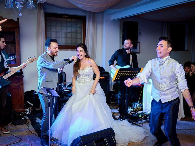 Il matrimonio di Simone e Elisa a Spello, Perugia 90