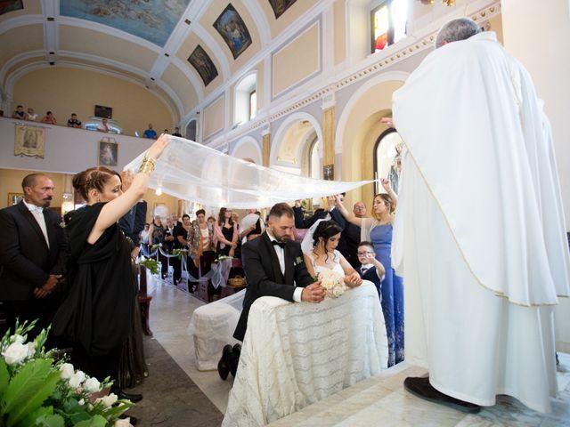 Il matrimonio di Anthony e Alessandra a Palermo, Palermo 27