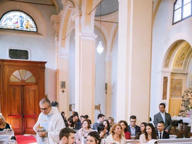 Il matrimonio di Andrea e Elena a Modena, Modena 32