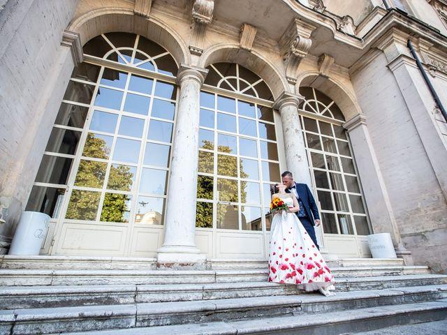 Le nozze di Marianna e Alex