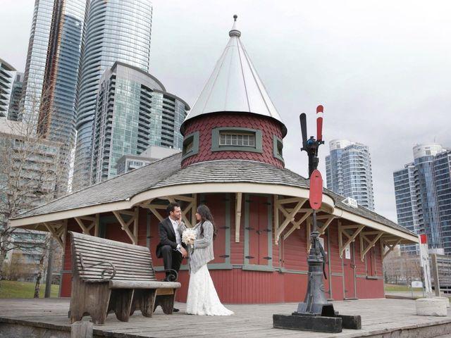 Le nozze di Julia e Antonio