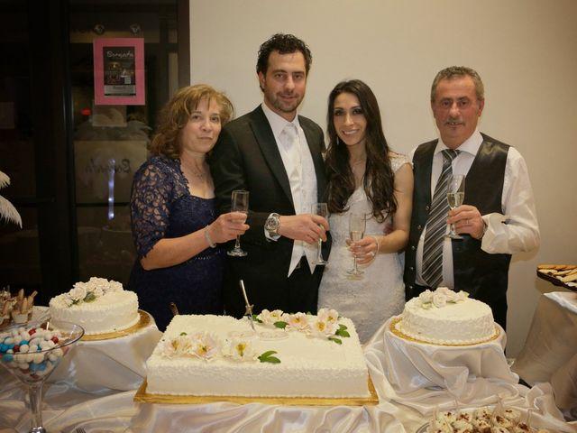 Il matrimonio di Antonio e Julia a Pescara, Pescara 175