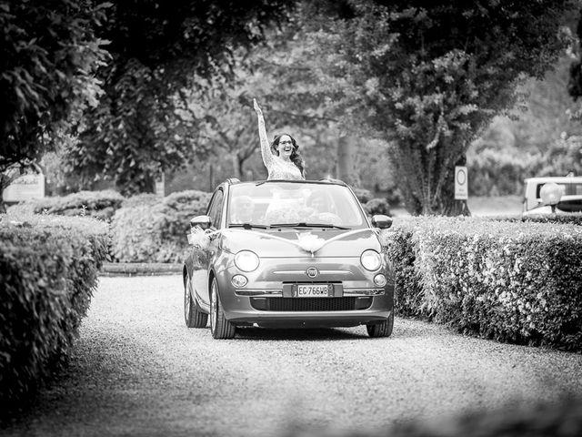 Il matrimonio di Maurizio e Rosatea a Rivolta d'Adda, Cremona 23