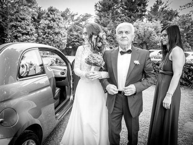 Il matrimonio di Maurizio e Rosatea a Rivolta d'Adda, Cremona 24