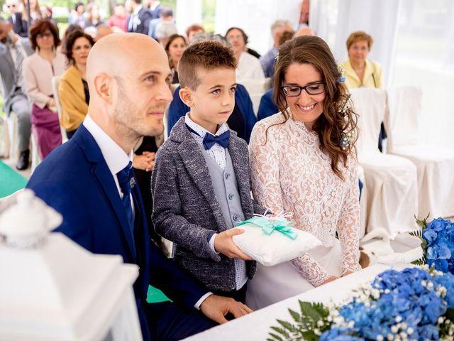 Il matrimonio di Maurizio e Rosatea a Rivolta d'Adda, Cremona 28