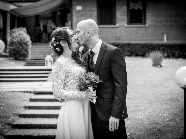 Il matrimonio di Maurizio e Rosatea a Rivolta d'Adda, Cremona 31