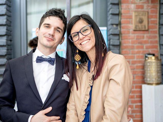 Il matrimonio di Maurizio e Rosatea a Rivolta d'Adda, Cremona 41