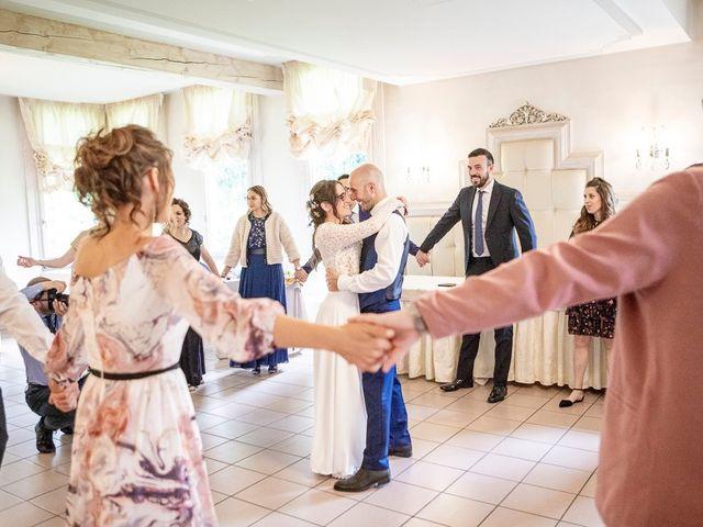 Il matrimonio di Maurizio e Rosatea a Rivolta d'Adda, Cremona 45