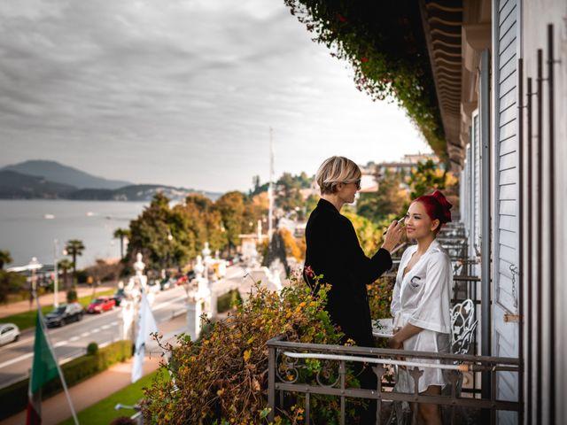 Il matrimonio di Giovanni e Phuong a Varese, Varese 8